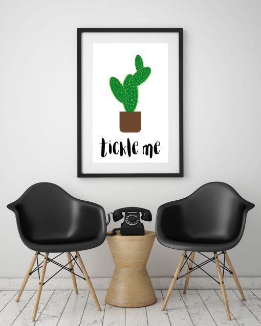 Poster-Cactus-wit-gallery